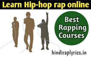 online rap course , hiphop rap course, how to rap, learn rap, learn hiphop, learn rapping