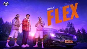 Flex Broda V lyrics