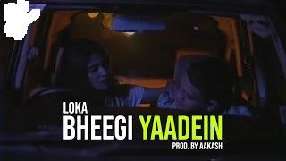 bheegi yaadein loka lyrics