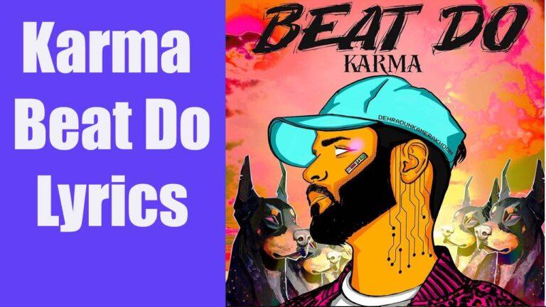karma Beat do lyrics