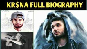 Krsna rapper biography or krsna rapper biography and krsna all songs